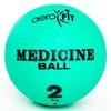Aerofit FT-MB-2K-V Медицинский мяч 2 кг, зеленый