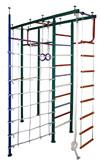 Вертикаль (ГранВиС) ДСК Вертикаль-4+, П-образный с дополнительной стойкой и канатной сеткой (высота потолка от 2,5 до 2,95 метров)